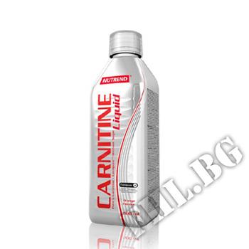 Действие на Carnitine Liquid - 500ml мнения.Най-ниска цена от Fhl.bg-хранителни добавки София