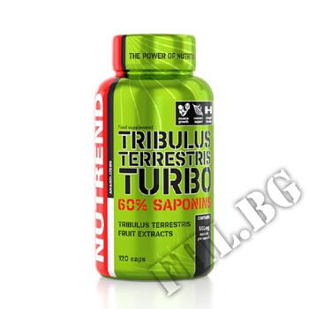 Съдържание » Цена » Прием » Tribulus Terrestris Turbo - 120 Caps