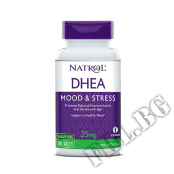 Съдържание » Цена » Прием » DHEA 25mg - 90 Tabs