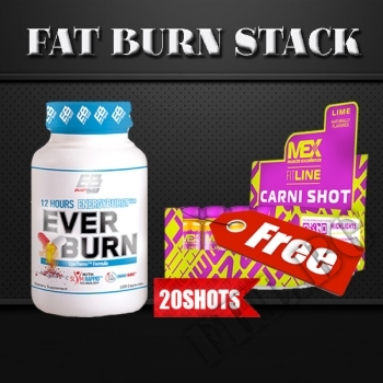 Съдържание » Цена » Прием » Promo Stack 1+1 Ever Burn Carni-Shot