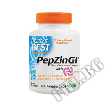 Съдържание » Цена » Прием » PepzinGI - 120 Caps