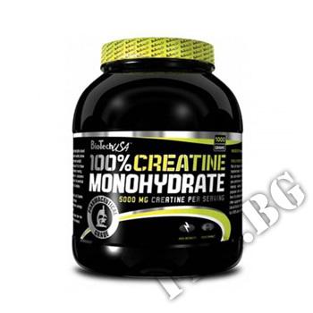 Действие на 100% Creatine Monohydrate - 1000g мнения.Най-ниска цена от Fhl.bg-хранителни добавки София