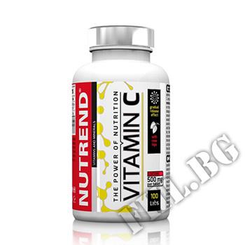 Съдържание » Цена » Прием » Vitamin C with Rose Hips - 100 Tabs