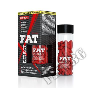 Съдържание » Цена » Прием » Fat Direct - 120 Caps