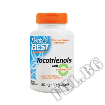 Съдържание » Цена » Прием » Best Tocotrienols 50 mg - 60 soft