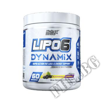 Действие на Lipo-6 Dynamix - 258 g  мнения.Най-ниска цена от Fhl.bg-хранителни добавки София