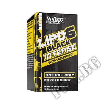 Съдържание » Цена » Прием »  Lipo-6 Black Intense Ultra Concentrate INT - 60 Caps