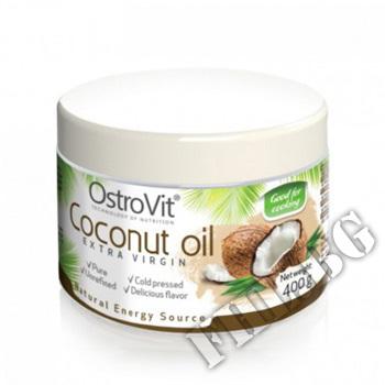 Съдържание » Цена » Прием » Coconut Oil Extra Virgin - 400 g