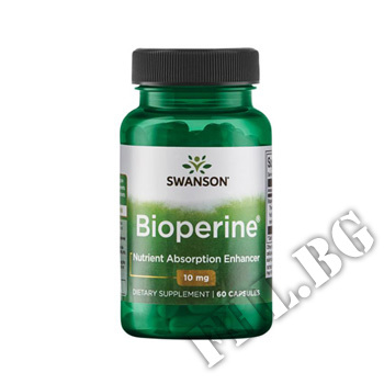 Съдържание » Цена » Прием »  Bioperine 10mg - 60 Caps