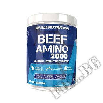 Съдържание » Цена » Прием » Beef Amino 2000 300 tabs
