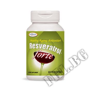 Съдържание » Цена » Прием » Ресвератрол Форте 325 мг - 60 капсули