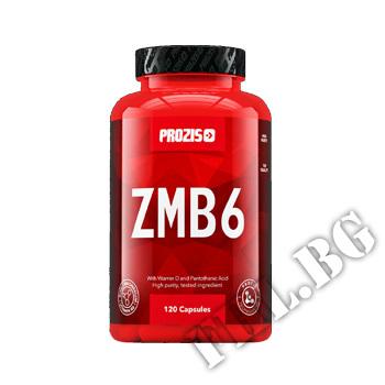 Съдържание » Цена » Прием » ZMB6 - Zinc + Magnesium + B6 - 120 caps