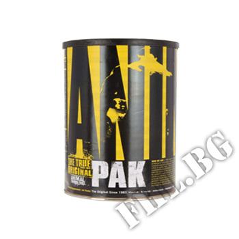 Съдържание » Цена » Прием » Animal Pak 30 packs