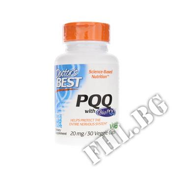Съдържание » Цена » Прием » PQQ  20мг - 30 капсули