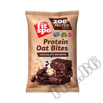 Съдържание » Цена » Прием » FIT SPO Protein Oat Bites - 90g