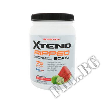 Съдържание » Цена » Прием » Xtend Ripped - 500 g