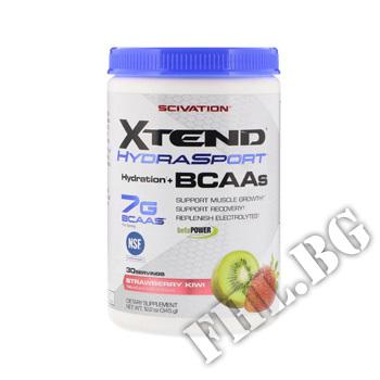 Съдържание » Цена » Прием » Xtend HydraSport - 345 g