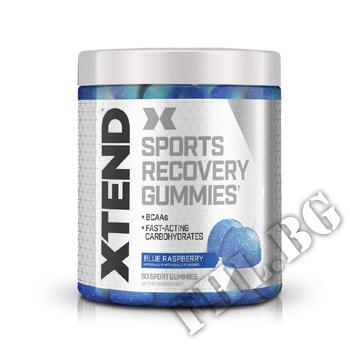 Съдържание » Цена » Прием » Xtend Recovery Gummies - 60 Gummies