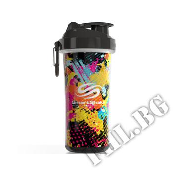 Действие на  Double Wall Shaker Cup Jungle Graffiti мнения.Най-ниска цена от Fhl.bg-хранителни добавки София