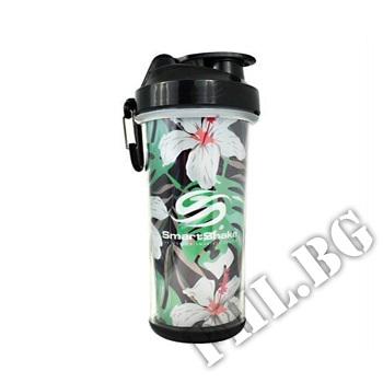 Действие на  Double Wall Shaker Cup Flower Power мнения.Най-ниска цена от Fhl.bg-хранителни добавки София