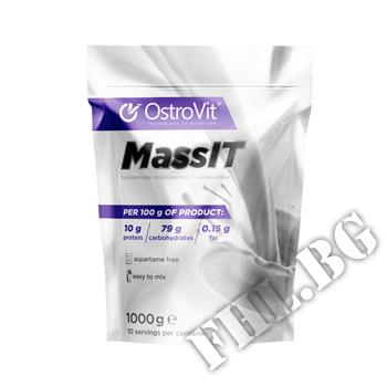 Съдържание » Цена » Прием »  MassIT - 1000g