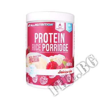 Съдържание » Цена » Прием » Protein Rice Porridge 400g