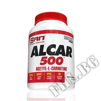Съдържание » Цена » Прием » ALCAR 500mg- 60 caps
