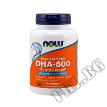 Съдържание » Цена » Прием » DHA 500 - 90 Soft