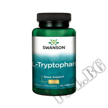 Съдържание » Цена » Прием » L-Tryptophan - 60CAPS