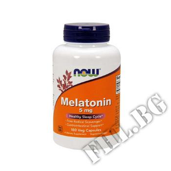 Съдържание » Цена » Прием » Melatonin 5 mg - 180 Caps