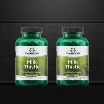 Съдържание » Цена » Прием »  Promo Stack Milk Thistle 500 mg