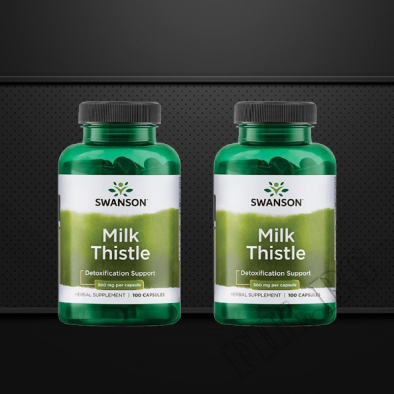 Promo Stack Milk Thistle 500 mg