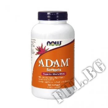Действие на ADAM Men's Vitamins 180soft мнения.Най-ниска цена от Fhl.bg-хранителни добавки София