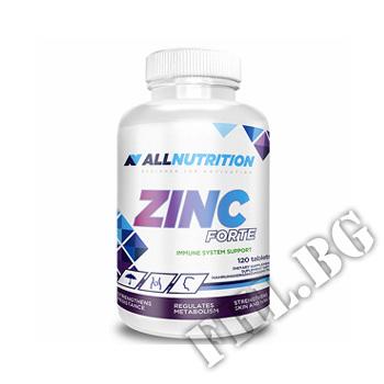 Действие на Zinc Forte 120 tab мнения.Най-ниска цена от Fhl.bg-хранителни добавки София