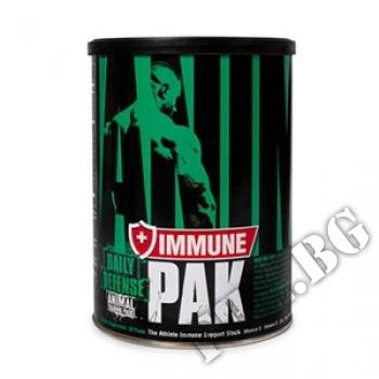 Действие на Animal Immune Pak / 30 packs  мнения.Най-ниска цена от Fhl.bg-хранителни добавки София