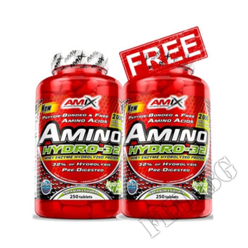 Promo Stack 1+1 Free Amino HYDRO