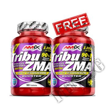 Съдържание » Цена » Прием » Promo Stack 1+1 Free Tribu-ZMA