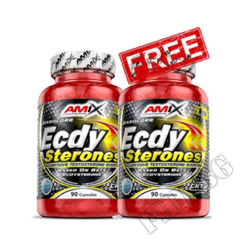 Promo Stack 1+1 Free Ecdy-Sterones