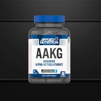Съдържание » Цена » Прием » Applied Nutrition AAKG 120 Caps