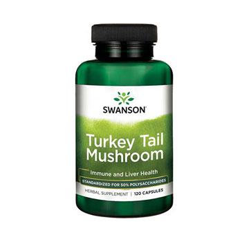 Съдържание » Цена » Прием » Turkey Tail Mushroom 500mg 120caps