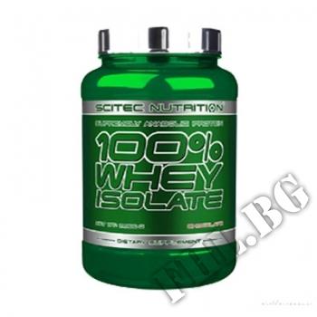 Действие на 100 % Whey Protein Isolate Scitec 2000g мнения.Най-ниска цена от Fhl.bg-хранителни добавки София