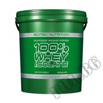 Действие на 100 % Whey Protein Isolate Scitec 4000 g мнения.Най-ниска цена от Fhl.bg-хранителни добавки София