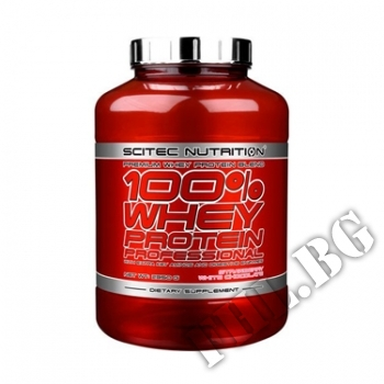 Съдържание » Цена » Прием »  100 % Whey Protein Professional 2350 g
