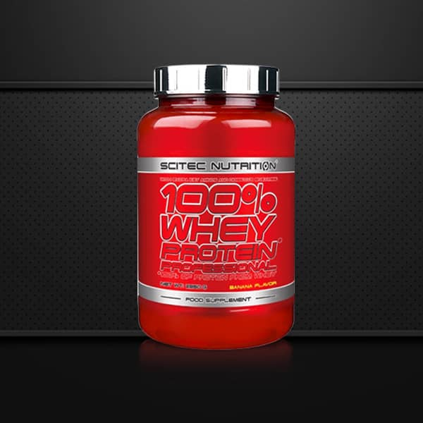 100 % Whey Protein Professional 2350 g