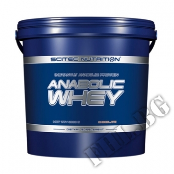Действие на Anabolic Whey 4000 g мнения.Най-ниска цена от Fhl.bg-хранителни добавки София