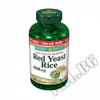 Действие на Red Yeast Rice мая от червен ориз мнения.Най-ниска цена от Fhl.bg-хранителни добавки София