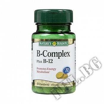 Съдържание » Цена » Прием » B-complex with B12