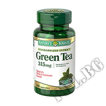 Действие на Екстракт от зелен чай Green Tea Extract мнения.Най-ниска цена от Fhl.bg-хранителни добавки София