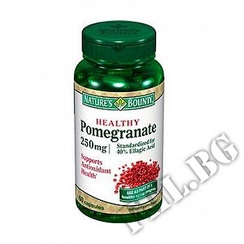 Действие на Pomegranate Екстракт от нар мнения.Най-ниска цена от Fhl.bg-хранителни добавки София
