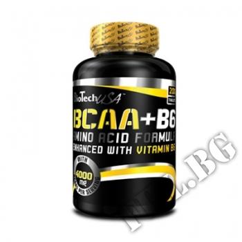 Съдържание » Цена » Прием »  BCAA + B6